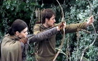 robin hood archery teen movie