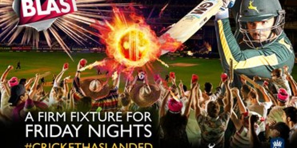 Friday night T20 Cricket