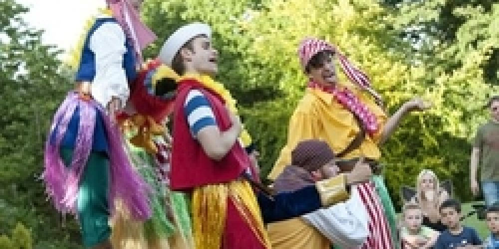 Outdoor Theatre – Newstead Abbey