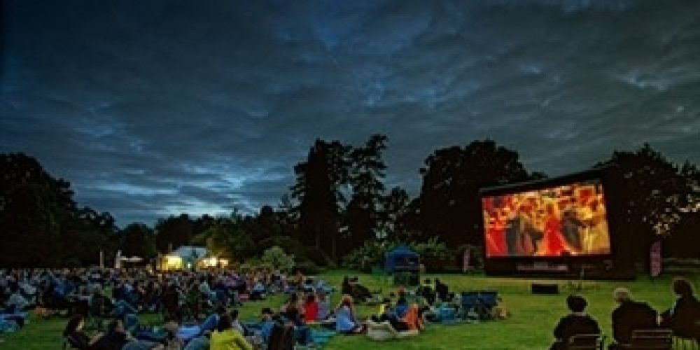 Outdoor Film at Clumber Park