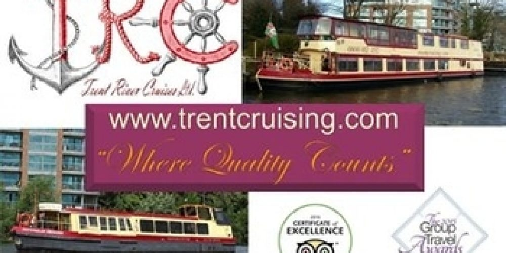 Most Sundays: Carvery Lunch or Afternoon Tea River Cruise
